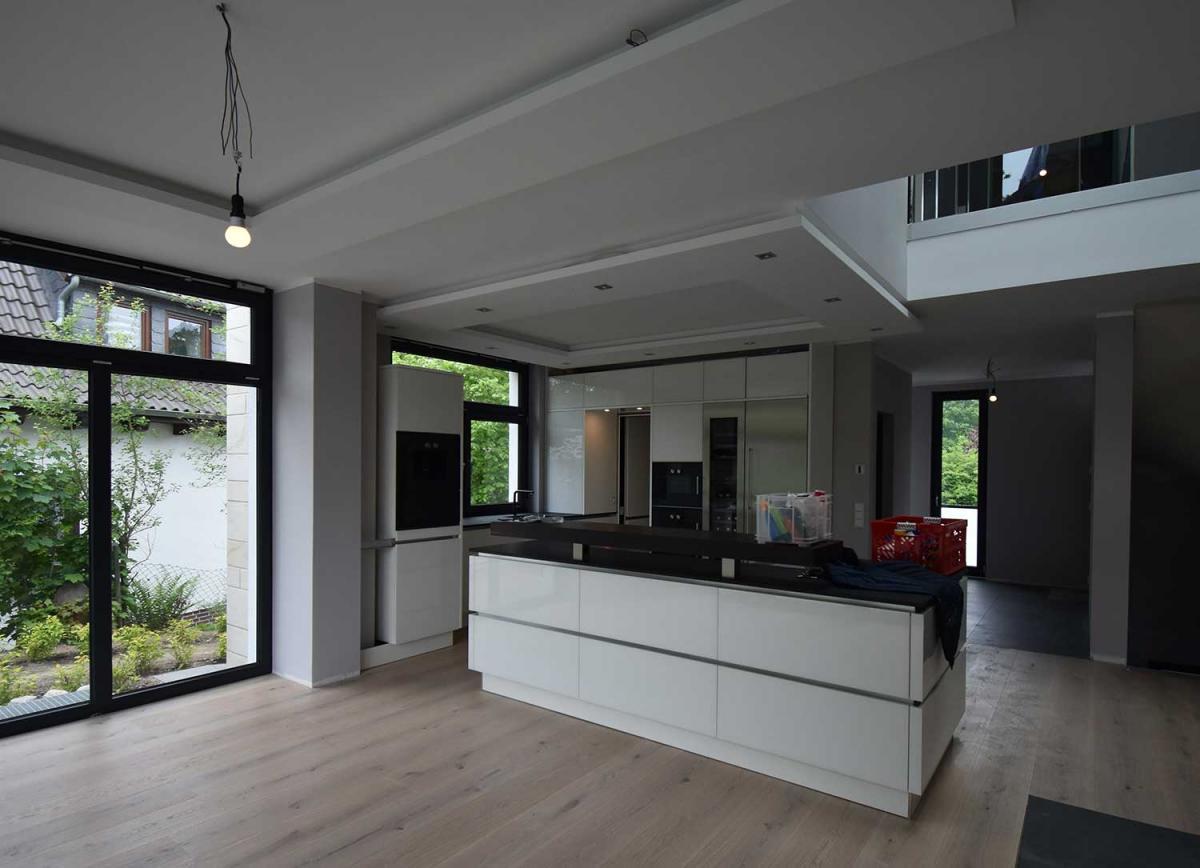 Neubau einfamilienhaus 2019 tbr architekten for Neubau einfamilienhaus